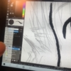 CHUWI MiniBook でお絵描きするときには便利な左手キーボード「TouchKey」を使おう